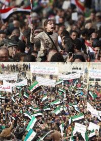 De Egipto a Siria, las revoluciones del 2011 una página todavía abierta
